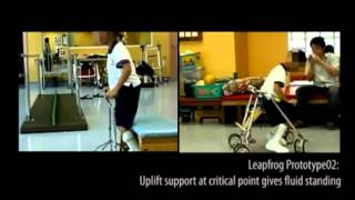 LeapFrog Assistive Walker for Children with Cerebral Palsy Enhanced Audio~1