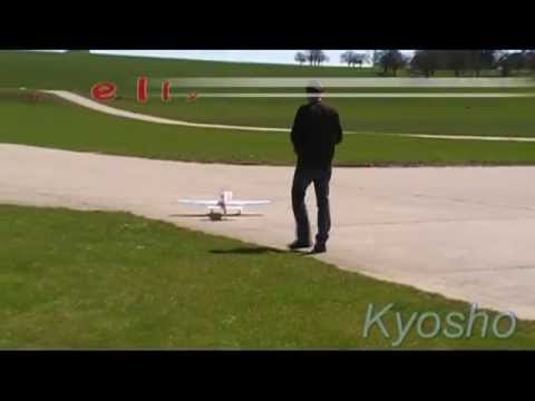 Kyosho Kelly F1 fisrt flight