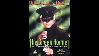 The Green Hornet | episode 26 | Invasion from Outer Space - Part 2 | 1967 |