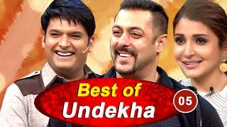 Best of Undekha 2016   Part 05   The Kapil Sharma Show   Bollywood Celebrity Interviews   Sony LIV