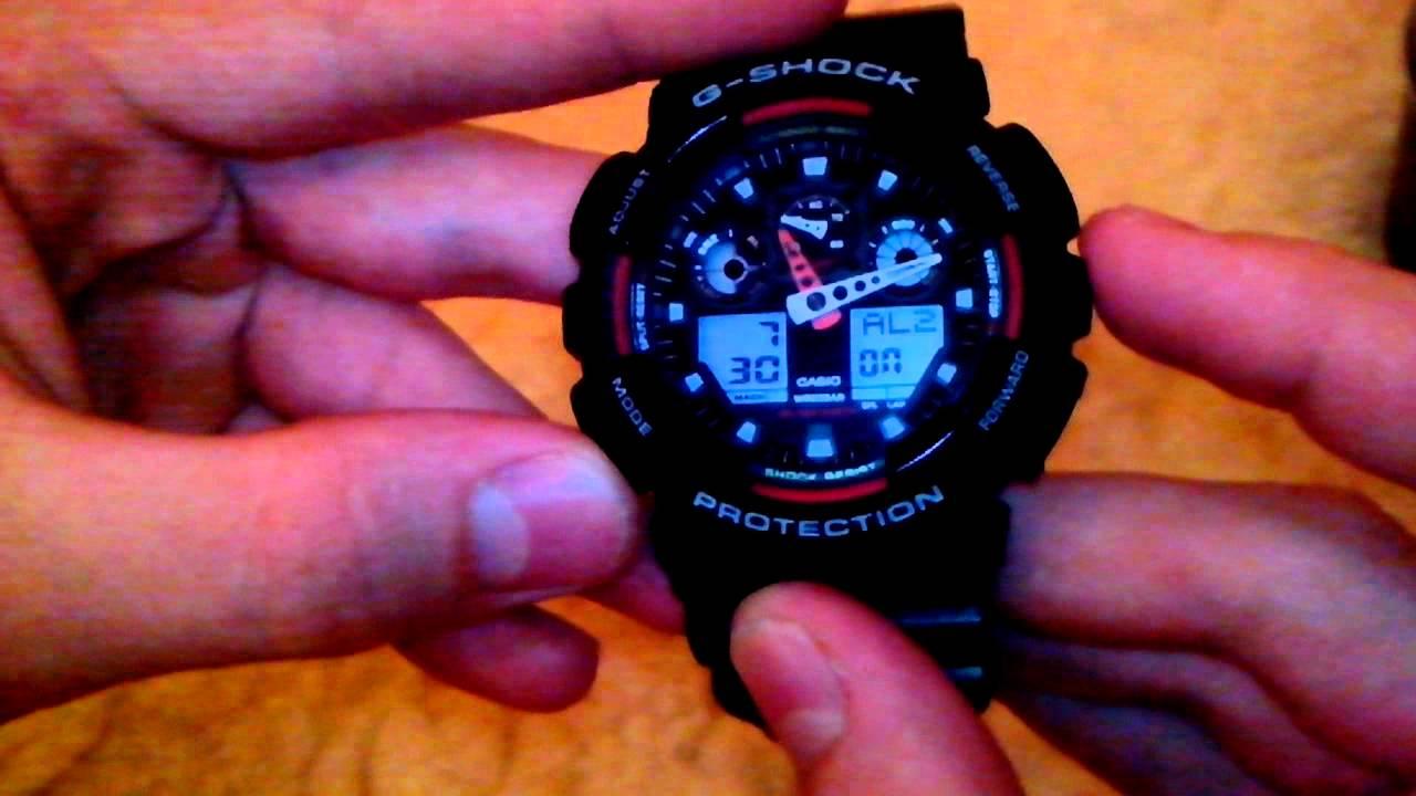 Как сделаны часы g-shock 429