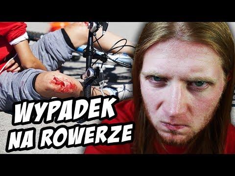 Wypadek Na Rowerze