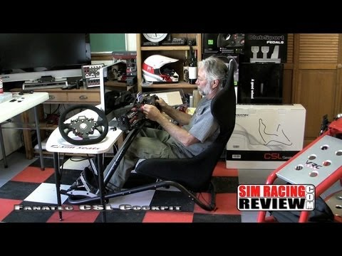 Sim Racing Review - Fanatec CSL Cockpit Long Term Review