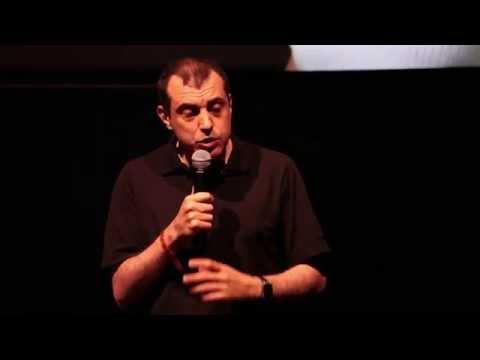 Andreas Antonopoulos on Bitcoin | Maker Faire 2014
