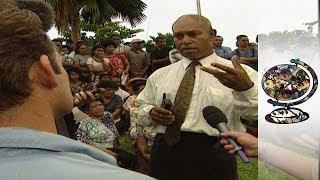 Failed Businessman-Cum-Politician Takes Over Fijian Government