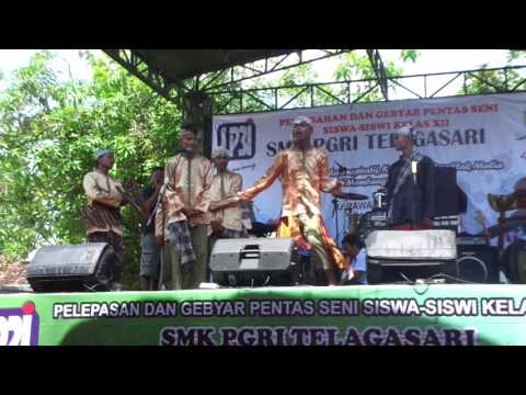 Calung SMK PGRI Telagasari Top The Best Part 1