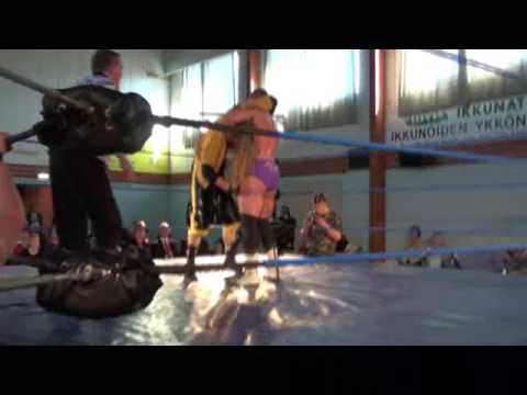 Rumble In Rauma highlights
