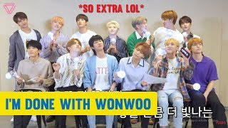 THING'S YOU DIDN'T NOTICE SEVENTEEN - OH MY! FANCHANT