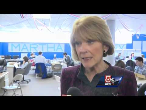 Charlie Baker revives attacks on Martha Coakley's health care record