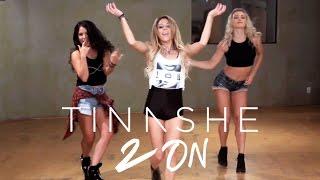 download lagu Tinashe - 2 On Ft. Schoolboy Q Dance Tutorial gratis