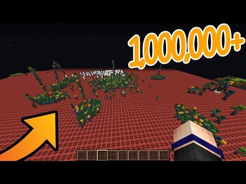 กองทัพ zombie ปะทะ TNT 10,000 ลูก!! (Minecraft TnT)