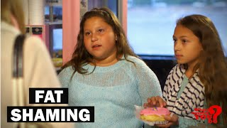 Download Mother Fat Shames Daughter | What Would You Do? | WWYD 3Gp Mp4