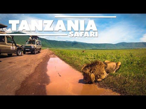Tanzania Trip - Ultimate Safari HD [GoPro]
