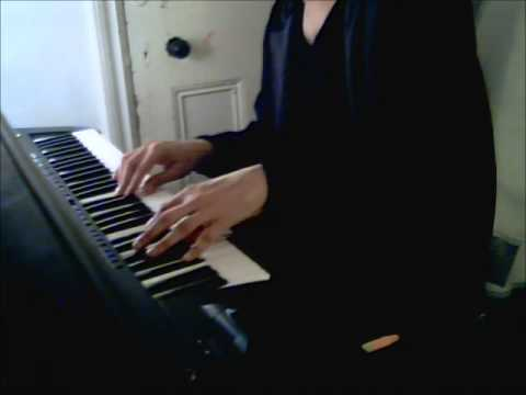 Ghazab Ka Hai Din Instrumental On Keyboard
