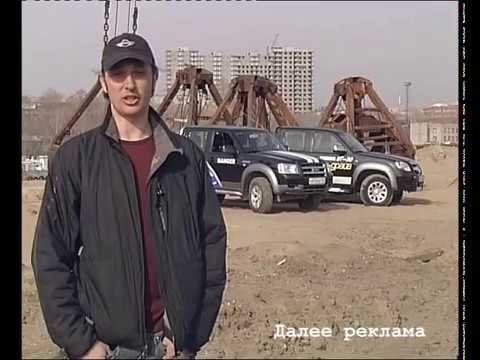 Тест Mazda BT-50 vs. Ford Ranger  www.skorost-tv.ru