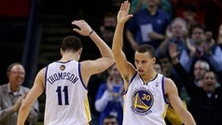 Like Father, Like Son_ Curry & Thompson's NBA Legacies