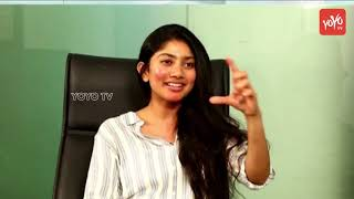 Actress Sai Pallavi Special Interview About Kanam Movie | Tollywood