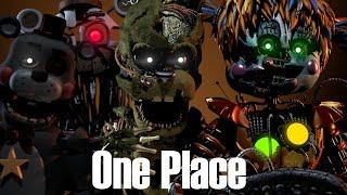 Download Lagu FNaF-SFM | One Place | CG5-Labyrinth [REMAKE] Gratis STAFABAND