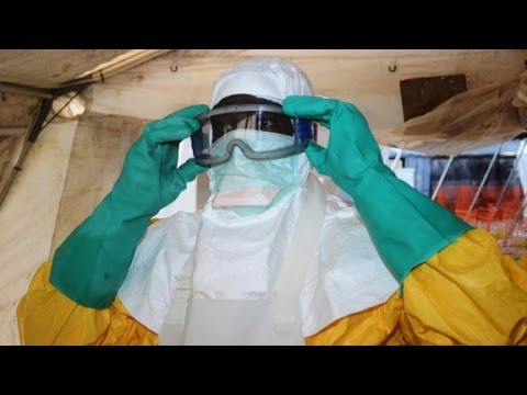 Ebola vaccine moves to human testing phase