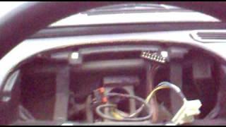 Alfa Romeo 33. Ultimo triste viaggio casa-rottamatore. Con sedili Recaro...