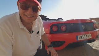 Ferrari 360 Spider - Real World Review (What they don't tell you)