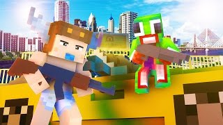 Minecraft Daycare - THE PURGE: ELECTION YEAR ?! (Minecraft Kids Roleplay) w/ UnspeakableGaming