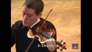 Bach. Sonatas and Partitas for violin solo. Part 2. Kristof Barati