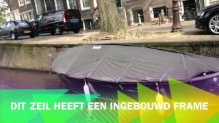 Bootzeil Een Icoon In Amsterdam