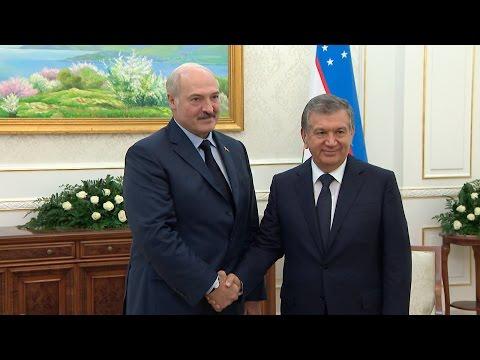 Беларусь и Узбекистан имеют огромный потенциал для развития торгово-экономического сотрудничества