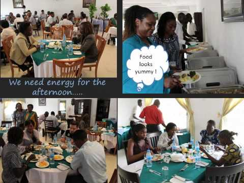 Recapping the UNICEF South Sudan MYR 2011 final.wmv
