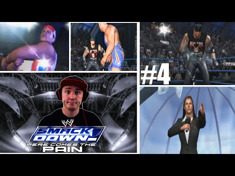 """WWE SMACKDOWN! HERE COMES THE PAIN 