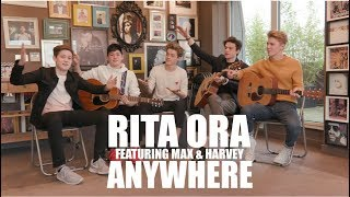 download lagu Rita Ora - Anywhere Cover By New Hope Club gratis