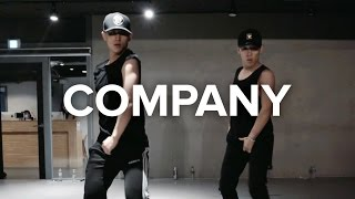Company - Tinashe / Eunho Kim & Koosung Jung Choreography