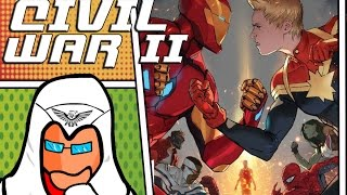 [Reseña] Civil War 2 ¿El Peor Evento de Marvel?