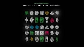 Wiz Khalifa - Real Rich feat. Gucci Mane [Official Audio]