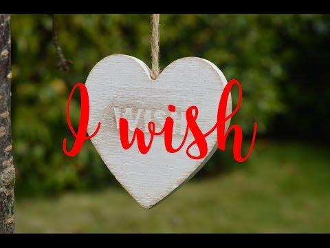 Original Love Poem I Wish - Romantic Love Poem for Him