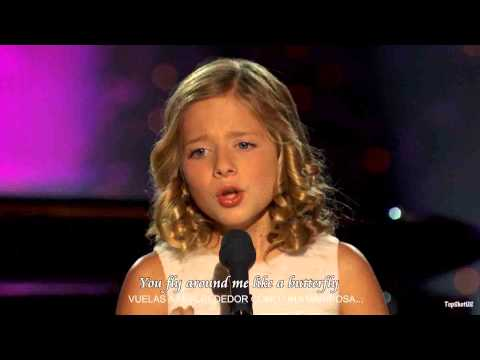 Jackie Evancho - Lovers - Subtitulada Español Latino video