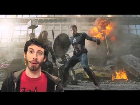 The Avengers Movie Review (Belated Media)