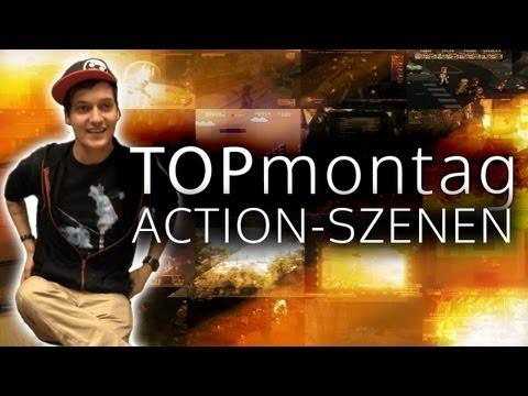 LeFloid & DVDKritik bei Top-Montag: Die coolsten Action-Szenen - Teil 1
