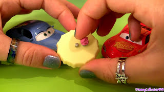 6 New Cars 2 Airport Mater, Lightning McQueen & Sally, Tubbs Pacer Paint Spray, Tolga Trunkov 2013