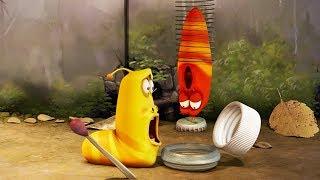 LARVA - TOILET TROUBLE   Cartoon Movie   Cartoons For Children   Larva Cartoon   LARVA Official