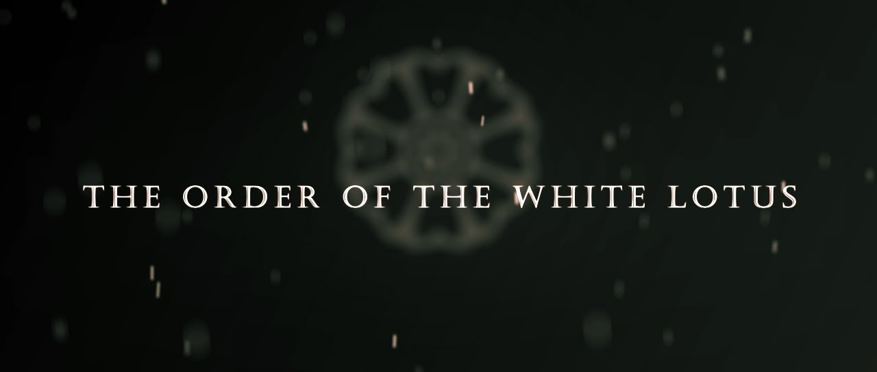 The order of the white lotus fan trailer youtube