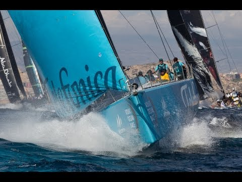 Volvo Ocean Race - Leg 1 Documentary Show 2011-12