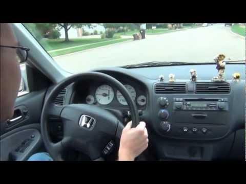 2002 Honda Civic EX Quick Drive