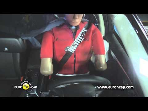 Euro NCAP | Infiniti Q50 | 2013 | Краш-тест