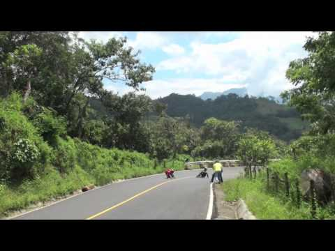 Longboarding:  Guanacaste Downhill Challenge