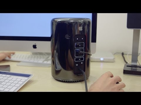New Apple Mac Pro Unboxing & Impressions! (Late 2013)