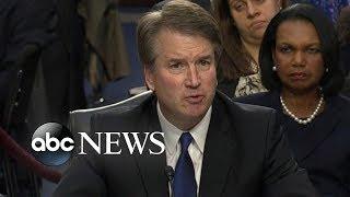 Supreme Court nominee accuser