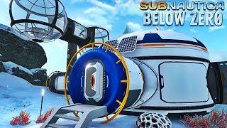 MA BASE SUBNAUTICA BELOW ZERO ! | #Ep2