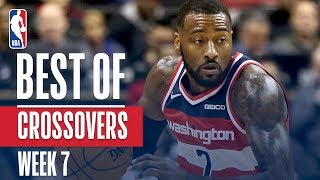 NBA's Best Crossovers | Week 7